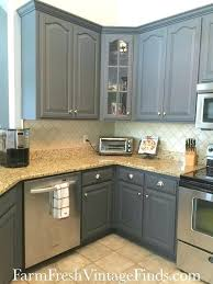 gray kitchen cabinets wall color ideas light with white appliances
