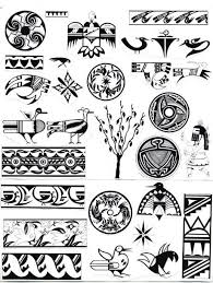 pictographs symbols and