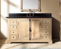 60 In Bathroom Vanity by Rustic Bathroom Vanities For A Casual Country Style Bathroom