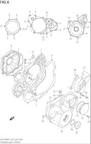 drz 400 engine diagram on drz images tractor service and repair