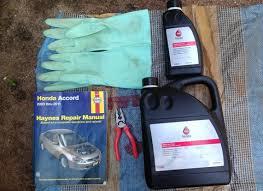 honda accord radiator fluid coolant drain flush and refill diy on 2003 honda accord with
