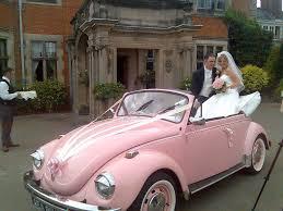 pink convertible volkswagen warwick