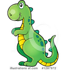 dinosaur clipart 1287972 illustration visekart