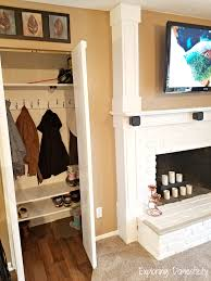 how to make a small closet bigger adonismall