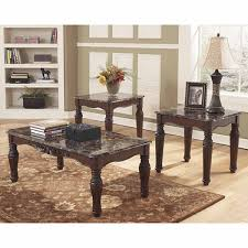 signature design by ashley end table signature design by ashley north shore coffee table set jcpenney