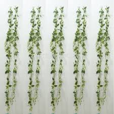 china factory wall decor artificial leaves ivy wholesale
