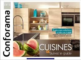 cuisine conforama catalogue catalogue cuisine conforama 2014 page 1