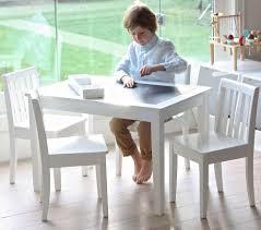 jasper craft table u0026 4 white chairs kids tables u0026 chairs