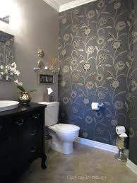 bathroom with wallpaper ideas small bathroom wallpaper ideaspowder room wallpaper ideas powder