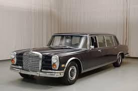 classic mercedes sedan 1972 mercedes benz 600 pullman sedan hyman ltd classic cars