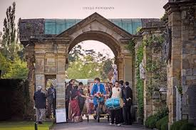 Wedding Arch Kent Hever Castle Muslim Wedding Asian Wedding Photographer Kent