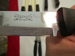 wilkinson sword kitchen knives wilkinson sword 5 self sharpening knife set stainless steel