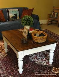 chalk paint farmhouse table round farmhouse coffee table makeover farmhouse tables and