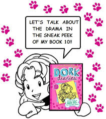 Read The 11 Pages Of My New Book New Did You Read My Sneak Peek Of Book 10 Dork Diaries