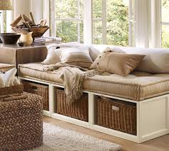 White Wooden Daybed Alluring Decorating Ideas Using Rectangular Cream Rugs And