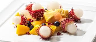 lychee fruit inside rambutan