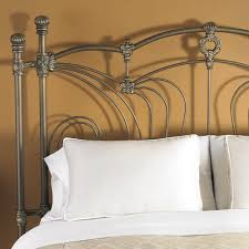chelsea iron bed by wesley allen humble abode