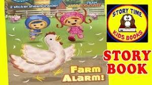 bubble guppies big truck show story books children aloud