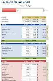 how to create a realistic household budget money matters free monthly budget templates smartsheet