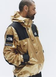North Face Jacket Meme - supreme x the north face metallic spring 2018 hypebeast