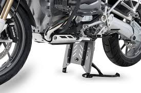 hepco u0026 becker protection plate for center stand bmw r1200gs lc