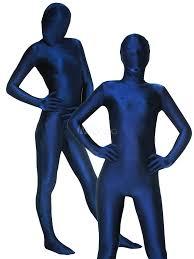 halloween full body suit 2017 halloween zentai spandex lycra blue full bodysuits halloween