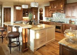 two level kitchen island designs two level kitchen island luxury kitchen island ideas this two level