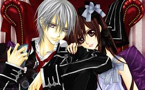 zero halloween background our next halloween anime vampire knight goboiano