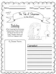 discussion guide teach tale desperaux