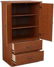 wood wardrobe closet ebay