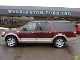 ford expedition king ranch 2009 ford expedition el information and photos zombiedrive