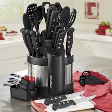 farberware kitchen knives 30 cutlery tool carousel by farberware seventh avenue
