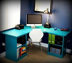 Diy Corner Computer Desk Plans by 13 Free Diy Desk Plans You Can Build Today