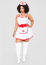 Size Nurse Halloween Costumes 6 Super Size Halloween Costumes Ashley Stewart
