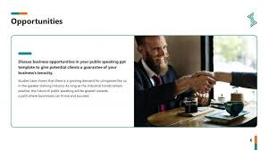 public speaking premium powerpoint slide templates slidestore