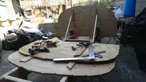 boatbuilding being clay youman