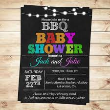 bbq baby shower shop couples baby shower invitations on wanelo