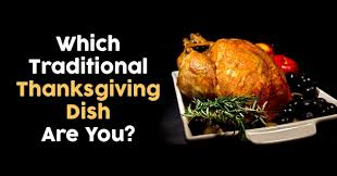 how normal are your thanksgiving dinner options quizdoo