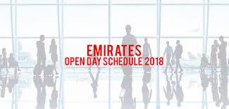 emirates recruitment jakarta 2017 emirates open days schedule 2018 cabin crew headquarters