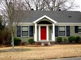 Colors That Go With Red Exterior House Colors What Color To Paint My House Exterior House