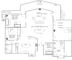 Floor Plan Download Free Waikoloa Colony Villas 3brm Floor Plan Chalet Pinterest Condo