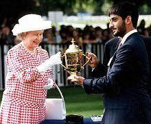 Queen Elizabeth Shooting Saeed Bin Maktoum Bin Rashid Al Maktoum Wikipedia