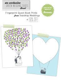 guestbooks for weddings fingerprint guest books