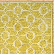 Yellow Outdoor Rug Arabesque Indoor Outdoor Rug Yellow View All Rugs Cost Plus