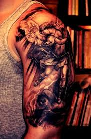 hells draw leg tattoos free live 3d hd pictures