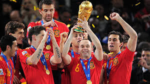 spain captured the 2010 world cup championship so page 2 runs