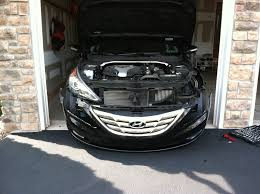 2011 hyundai sonata headlights black housing headlights w leds installed hyundai forums
