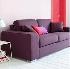 canapé violet convertible fly canape lit top living room interior ideas u tradition fly sofa