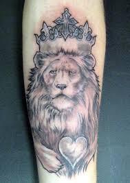 15 best 3d lion king tattoo images on pinterest leopard tattoos
