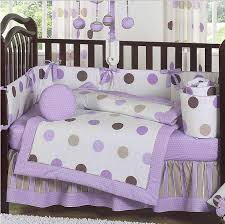 Purple Nursery Bedding Sets Baby Crib Bedding Sets Purple Baby Pinterest Crib